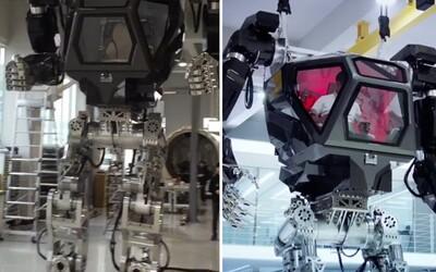 Masívne 4-metrové roboty ovládané ľuďmi akoby vystrihnuté z filmu Avatar sa stávajú skutočnosťou. Stojí za nimi kórejská spoločnosť