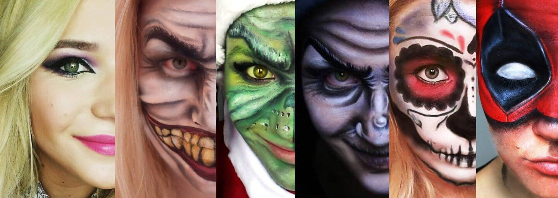 Maskérske premeny, ktoré ti vyrazia dych. Make-up artistka Ivet z teba dokáže spraviť rozprávkovú bytosť
