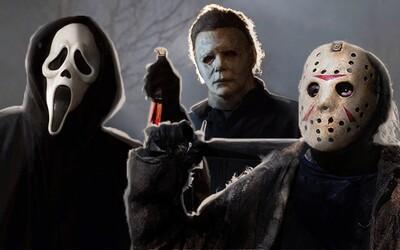 Maskovaní psychopati a krvilační zabijaci. Toto je 10 najlepších vyvražďovacích hororov