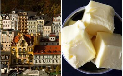 Máslová krize pokračuje. Kuchař hotelu v Karlových Varech ukradl 50 kil másla, aby ho následně prodal dále