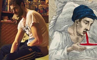 Masturbácia je smrť! Ilustrácie z roku 1830 upozorňovali mladých mužov na to, aby nepodľahli diabolskému sebauspokojovaniu