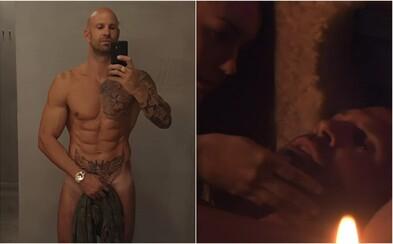Matej Jurkovič z Farmy začal točiť porno. V pikantnom videu stvárnil súložiaceho historického bojovníka