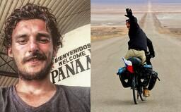 Matěj splul Amazonku, téměř umrzl v tureckých horách, stal se bezdomovcem v San Franciscu a dojel na kole do Číny (Rozhovor)
