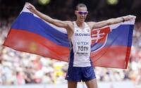 Matej Tóth prepisuje históriu. Na MS v Pekingu sa mu podarilo získať prvé slovenské zlato!
