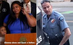 Matka dítěte George Floyda poprvé promluvila: Ve finále půjdou policisté za rodinami, moje dcera už otce nemá