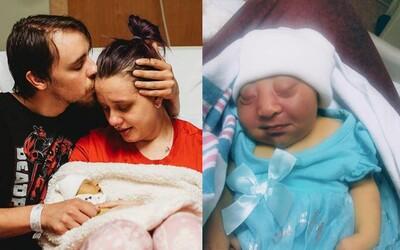 Matka odnosila miminko, ač věděla, že umře hned po narození. Jeho orgány darovala dětem, které potřebovaly transplantaci