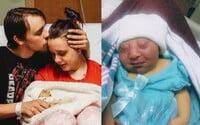 Matka vynosila bábätko, aj keď vedela, že zomrie hneď po narodení. Jeho orgány darovala deťom, ktoré potrebovali transplantáciu