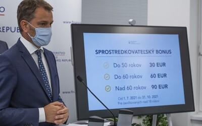 Matovič: Ak presvedčíš niekoho na očkovanie, získať môžeš do 90 eur, žrebovať sa bude týždenne o ďalšie 2 000 000