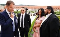 Matovič chce naprávať vzťahy medzi Slovákmi a Rómami. V minulosti ich označoval za príživníkov