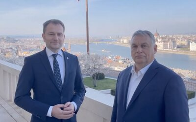 Matovič chce Rusov presvedčiť, že sa Slovensku dá veriť: S Orbánom sa dohodol, že Sputnik otestujú v Maďarsku
