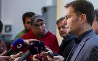 """Matovič kritizuje Pellegriniho a Sakovú za ich prístup ku koronavírusu: """"Váš systém systém je – po nás potopa"""""""
