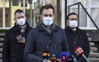 Matovič nezvláda pandémiu, myslí si viac než 60 % opýtaných Slovákov