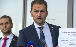 Matovič pre osobný spor so Sulíkom nevezme do Bruselu štátneho tajomníka rezortu diplomacie Klusa: Nemám dôvod byť ústretový