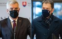 Matovič priznal, že s nákupom Sputnika mu pomáhal Viktor Orbán. V statuse protirečí Korčokovi