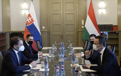 """Matovič rokoval s Orbánom """"za zatvorenými dverami"""". Ktovie, o čom diskutovali, keď vykázal našu diplomaciu, reaguje Korčok"""