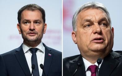 Matovič súhlasí s Orbánom: Ruským Sputnikom chce očkovať Slovákov, lebo vírus si podľa neho nevyberá západ a východ