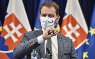 Matovič upozorňoval na Slováka, ktorý vraj priniesol koronavírus z Rakúska. Premiér klame, za hranicami som nebol, reaguje Michal