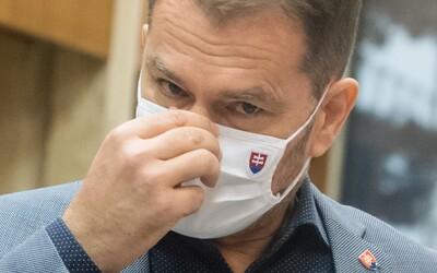 Matovič vyzýva ministerstvo zdravotníctva, aby sa Sputnikom V mohli očkovať aj ľudia nad 60 rokov