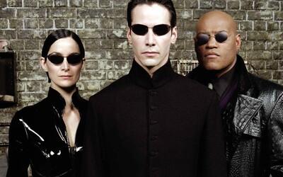 Matrix 4 dostal oficiální název. Vybraní fanoušci viděli i první trailer