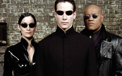 Matrix 4 je podle Keanu Reevese příběhem o lásce. Kdy se odehrává?