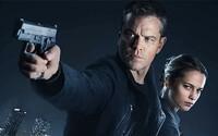 Matt Damon ako Jason Bourne a Alicia Vikander unikajú pred smrťou v nových záberoch pre piate pokračovanie špionážnej ságy