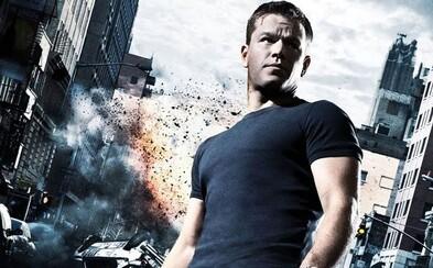Matt Damon ako Jason Bourne okúsi špionážny život po Snowdenových krokoch k lepšiemu svetu