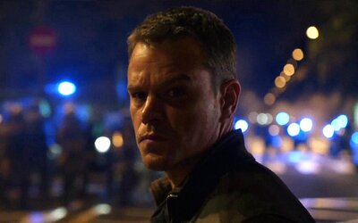 Matt Damon čoby Jason Bourne aj po rokoch jasne dokazuje, že sa na jeho nezastaviteľnosti nezmenilo absolútne nič