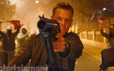Matt Damon je ako Jason Bourne v novom traileri nebezpečnejší, než kedykoľvek predtým