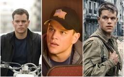 Matt Damon má 50 rokov. Ako sa stal z nenápadného chlapca nečakaný oscarový víťaz a ktoré jeho filmy by si mal vidieť?