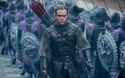 Matt Damon zabíja monštrá ohrozujúce civilizáciu v rovno 9-minútovom traileri pre The Great Wall!
