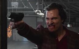 Matthew McConaughey, Charlie Hunnam a Colin Farrell sú klasickí anglickí gangstri a Gentlemani režiséra Guya Ritchieho