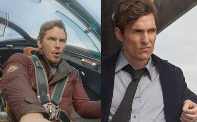 Matthew McConaughey odmietol rolu záporáka v Guardians of the Galaxy 2