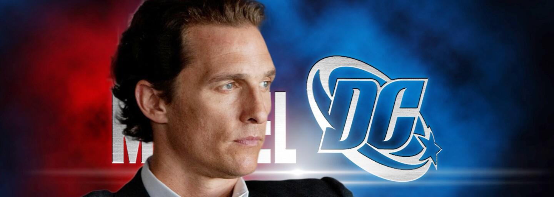 Matthew McConaughey odmietol rolu záporáka v Guardians of the Galaxy 2