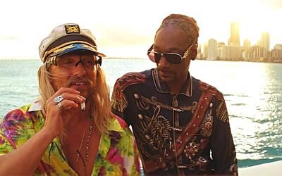 Matthew McConaughey rapoval po fajčení Snoop Doggovej marihuany 13 hodín vkuse