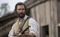 Matthew McConaughey sa ocitne v koži farmára a povedie vzburu proti Konfederácii