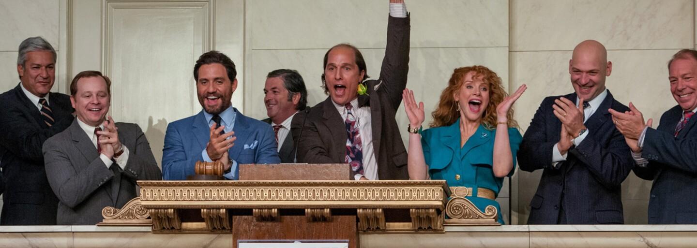Matthew McConaughey si v necenzurovaném traileru dramatu Gold užívá plnými doušky