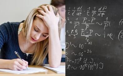 Maturantov potrápila aj matematika. Ako by si na skúške obstál ty? (Kvíz)