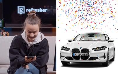 Matúš je prvým šťastným výhercom našej SMS súťaže. Budeš ďalší?
