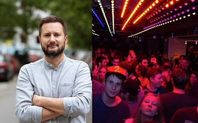 Matúš Vallo: Obchodná ulica je nebezpečná a spolu s nočnými klubmi ju treba riešiť (Rozhovor)