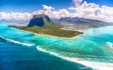 Maurícius pod sebou ukrýva stratený kontinent. Ostrovný raj na Zemi leží nad oblasťou, ktorá sa tiahla od Madagaskaru až do Indie