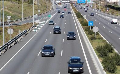 Maximální rychlost na českých dálničních úsecích se má zvýšit na 140 km/h