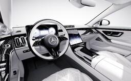 Maybach slaví 100. výročí limitovanou edicí třídy S a GLS. Ultraluxus doplňuje V12 pod kapotou