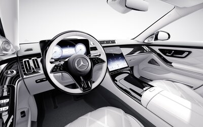 Maybach oslavuje 100. výročie limitovanou edíciou triedy S a GLS. Ultraluxus dopĺňa V12 pod kapotou