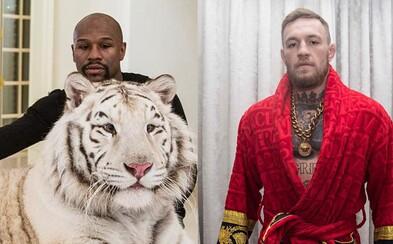 Mayweather se opět postaví McGregorovi, pokud dostane miliardu dolarů. Boxer fanouškům prozradil, že zvažuje i souboje v UFC
