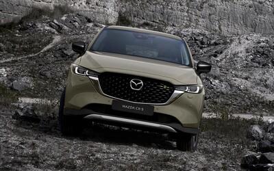 Mazda láká na nezvyklé CX-5, které získalo novou tvář, verze i pohodlnější podvozek