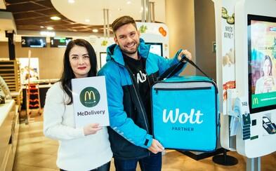 McDonald's spúšťa donášku jedla v Košiciach, objednať si môžeš už dnes