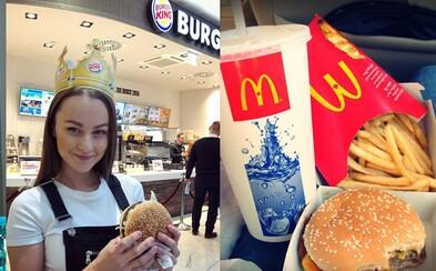McDonald's privítal Burger King na Slovensku roztomilým spôsobom. Na humornú kampaň reagoval ako sa patrí