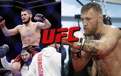 McGregor, Nurmagomedov aj Diaz na jednom turnaji. UFC chystalo lákavú šou už o pár mesiacov