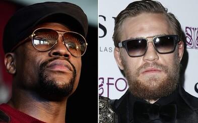 McGregor poslal prostřednictvím sociálních médií další vzkaz. Tentokrát se nechystá skončit, ale boxovat s Mayweatherem