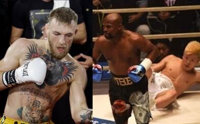 McGregor sa chce pobiť s Japoncom, ktorého Mayweather rozplakal vďaka KO hneď v 1. kole